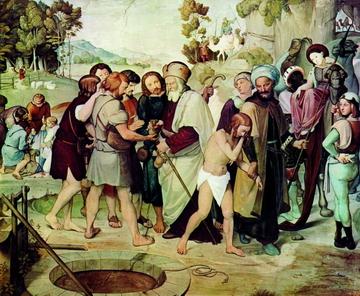 Овербек Иосиф проданный братьями в рабство